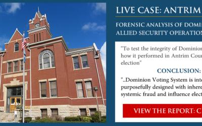 Antrim Michigan Election Fraud Lawsuite Info