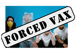 Stop Forced Vaccinations with American Civil Liberties Organization Non-Profit