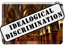 FIght Idealogical Discrimination with American Civil Liberties Organization Non-Profit