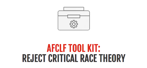 Fight Critical Race Theory in Schools and Work with American Civil Liberties Organization Non-Profit