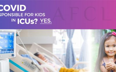 Is COVID responsible for pediatric ICU cases? Yes…But it's not how you think